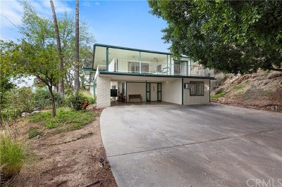 San Bernardino Single Family Home For Sale: 4351 Quail Canyon Road