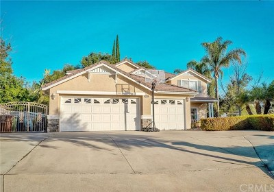 Walnut Single Family Home For Sale: 21115 Benik Place
