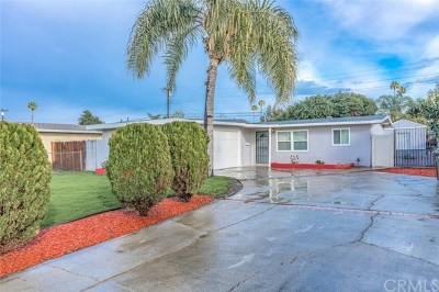 Hacienda Heights Single Family Home For Sale: 1204 Marchmont Avenue