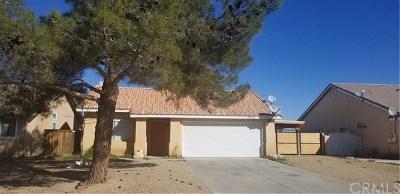 Adelanto Single Family Home For Sale: 11824 Dana Drive