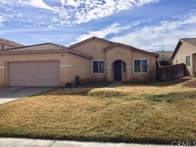 Hesperia Single Family Home For Sale: 14361 Silent Spring