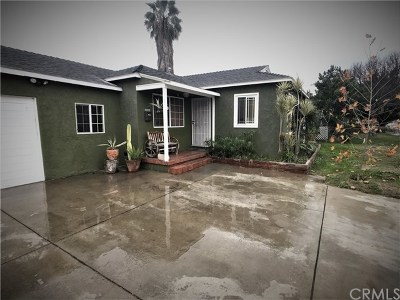 Pico Rivera Single Family Home For Sale: 9126 Catherine Street
