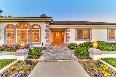 Upland Single Family Home For Sale: 1730 N Redding Way