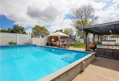 Rancho Cucamonga Single Family Home For Sale: 6823 Carnelian Street