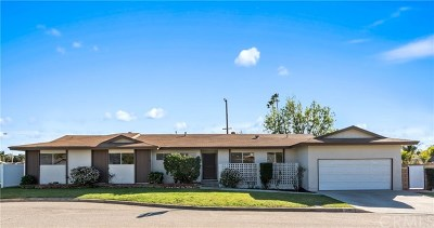 Covina Single Family Home For Sale: 1806 E Palm Drive