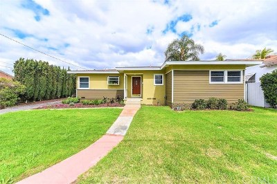 Santa Ana Single Family Home For Sale: 1431 Riviera Drive