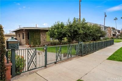San Gabriel Single Family Home For Sale: 414 E Live Oak Street