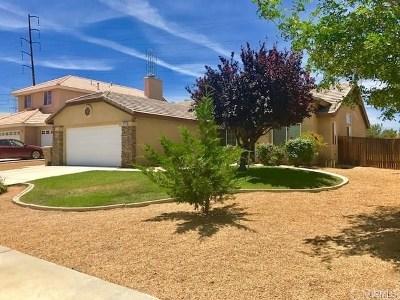 Hesperia Single Family Home For Sale: 8950 Breckenridge Avenue