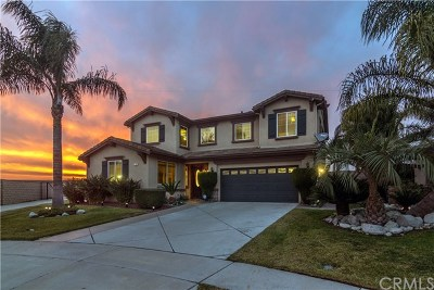 Rancho Cucamonga Single Family Home For Sale: 12160 Quarry Court