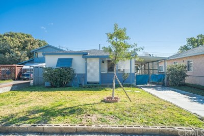 Rialto Single Family Home Active Under Contract: 333 N Palm Avenue
