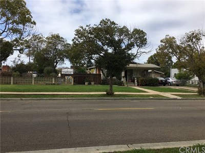 National City Single Family Home For Sale: 2720 L Avenue