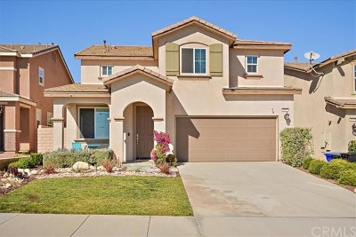 San Bernardino Single Family Home For Sale: 3567 Bur Oak Road