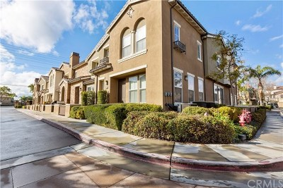 Eastvale Condo/Townhouse For Sale: 12573 Montaivo Lane