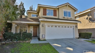 Rancho Cucamonga Single Family Home For Sale: 11737 Pavola Drive