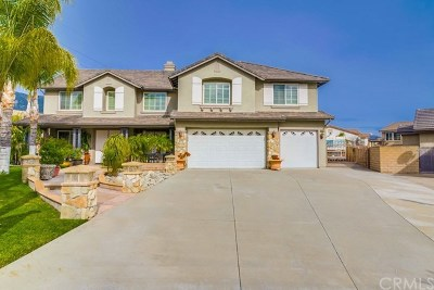 Rancho Cucamonga Single Family Home For Sale: 5487 Middlebury Court