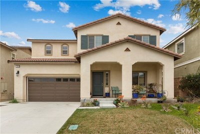 Fontana Single Family Home For Sale: 7258 Willowmore Drive
