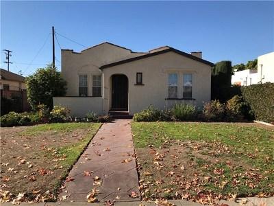 Multi Family Home For Sale: 5841 Camellia Avenue