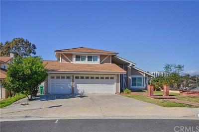 Diamond Bar Single Family Home For Sale: 23885 Enriquez Drive