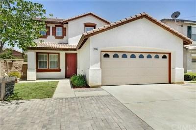 Fontana Single Family Home For Sale: 7775 Sheridan Way