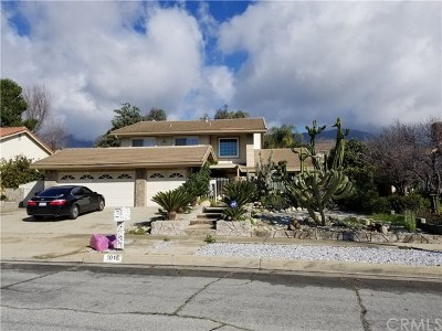 Upland Single Family Home For Sale: 1015 Deborah St