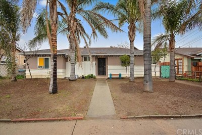 Sylmar Single Family Home For Sale: 13980 Hubbard Street