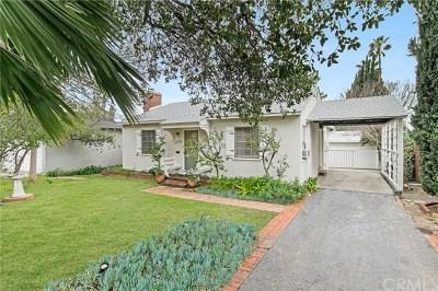 Altadena Single Family Home For Sale: 2316 New York Drive