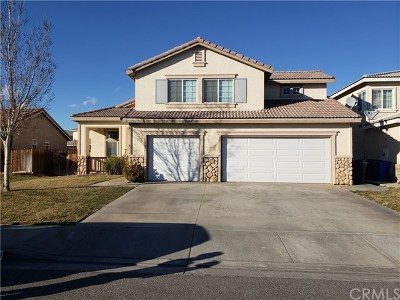 Victorville Single Family Home For Sale: 13990 Silver Creek Way
