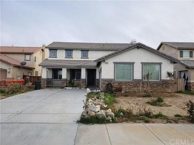 Adelanto Single Family Home For Sale: 11071 Star Street