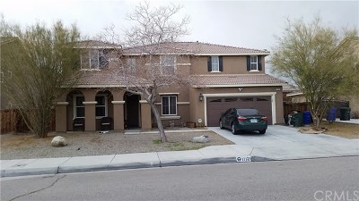 Adelanto Single Family Home For Sale: 11121 Everest Street