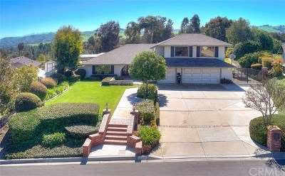 Chino Hills Single Family Home For Sale: 15234 Hibiscus Avenue