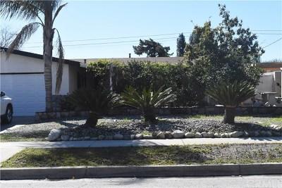 Alta Loma CA Single Family Home For Sale: $490,000