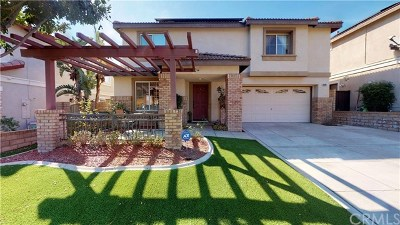 Rancho Cucamonga CA Single Family Home For Sale: $625,000