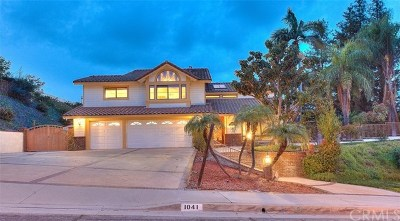 West Covina Single Family Home For Sale: 1041 S Easthills Drive