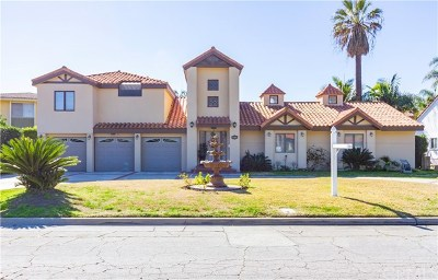 Downey Single Family Home Active Under Contract: 7212 Rio Flora Place