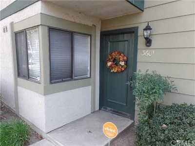 West Covina Condo/Townhouse For Sale: 3601 Eucalyptus Street