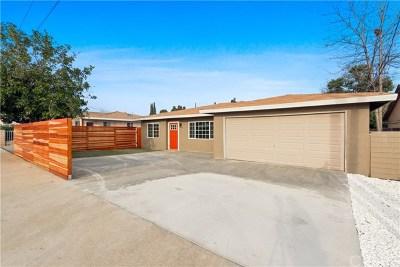 Arcadia Single Family Home For Sale: 6620 Temple City Boulevard