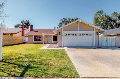 Chino Hills Single Family Home For Sale: 14984 Kalan Court