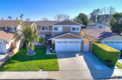 Chino Single Family Home For Sale: 3991 Zion Lane
