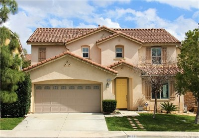Fontana Single Family Home For Sale: 6233 Goldendale Way