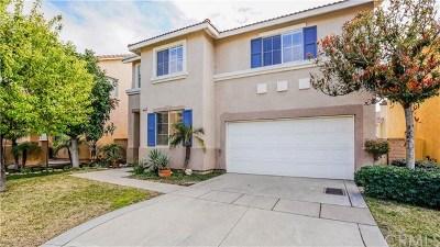 Rancho Cucamonga Single Family Home For Sale: 11879 Montgomery Drive