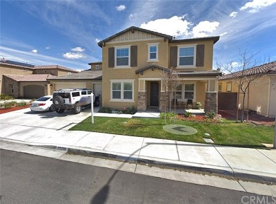 Lake Elsinore Single Family Home For Sale: 29336 Grand Slam