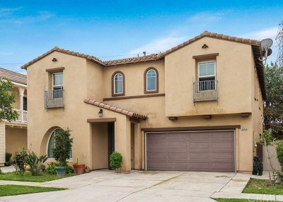 Chino Single Family Home For Sale: 8069 Gulfstream Street