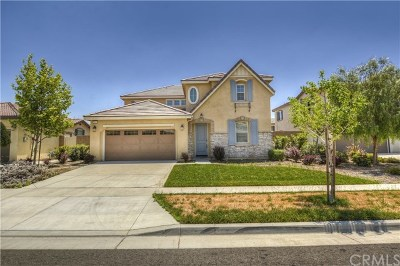Rancho Cucamonga Single Family Home For Sale: 13213 Chatham Drive
