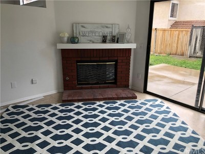 Rancho Cucamonga CA Single Family Home For Sale: $487,000