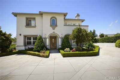 Upland Single Family Home For Sale: 2465 Belleview Road