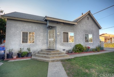 Chino Multi Family Home For Sale: 13150 3rd Street