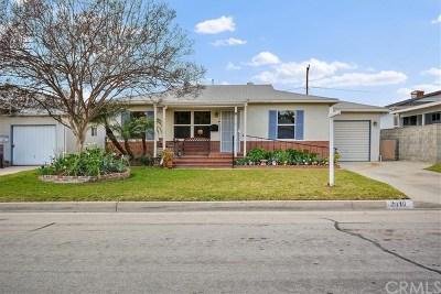 Arcadia Single Family Home For Sale: 3119 Doolittle Avenue