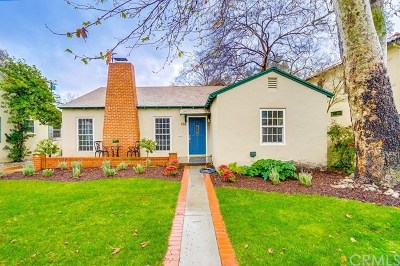 Claremont Single Family Home For Sale: 430 Baughman Avenue