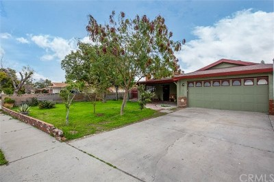 Fontana Single Family Home For Sale: 17801 Valencia Avenue