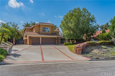 West Covina Single Family Home For Sale: 1003 Highlight Drive